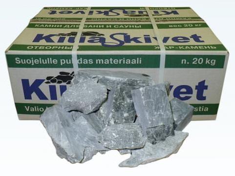 Камень Змеевик (Серпентинит) шлифованный
