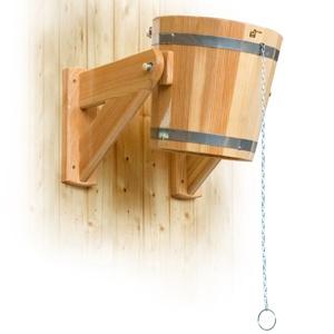 Обливное устройство BentWood дуб/лиственница 12л