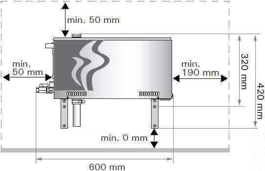 Harvia Steam инструкция - фото 8